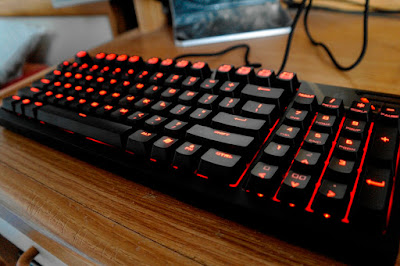 Best Cheap Gaming Mechanical Keyboard 2017 - Freeliveyoung - CM Storm QuickFire TK