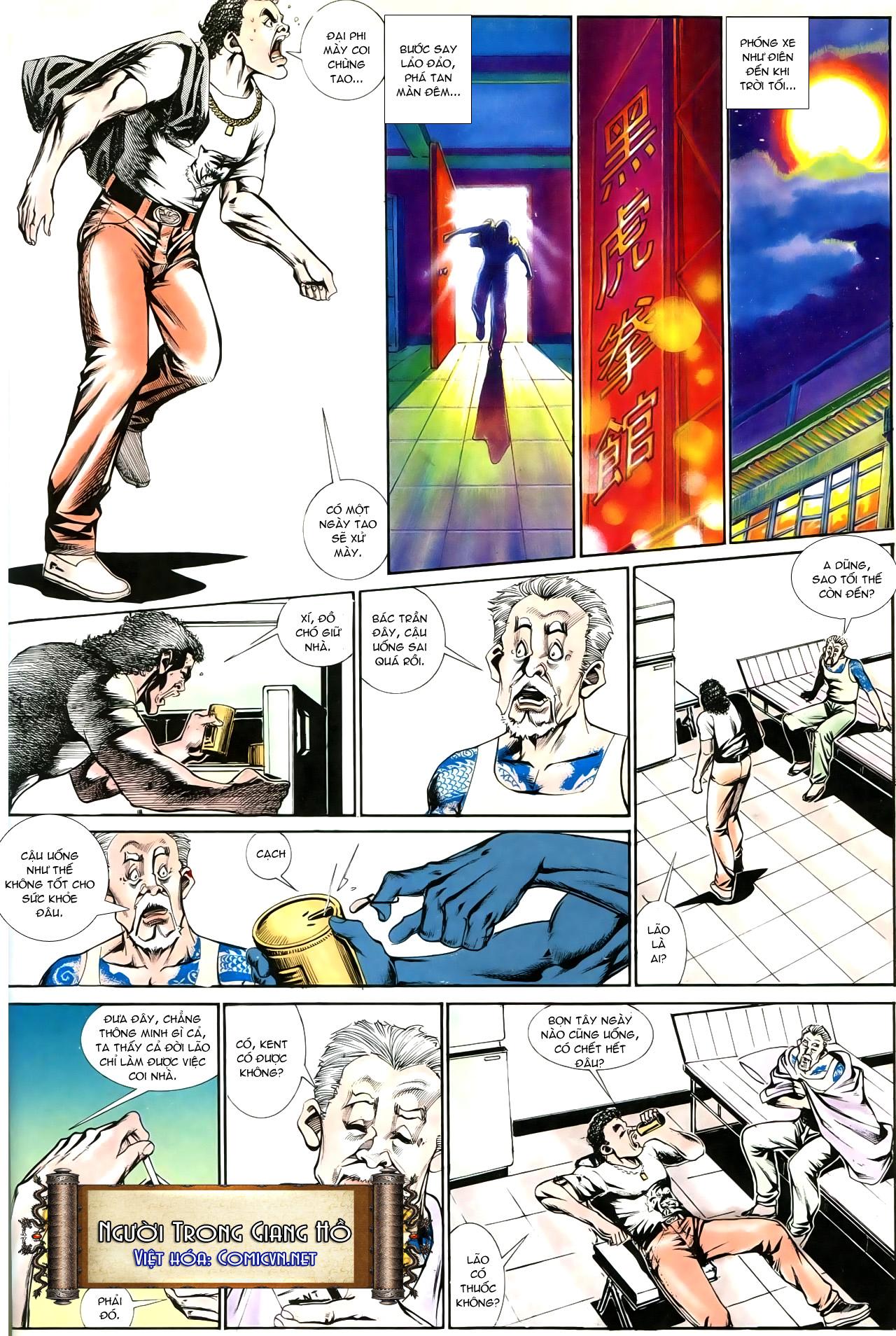 Người Trong Giang Hồ chapter 191: thiên thu tái hiện trang 27