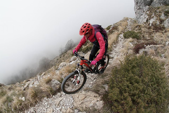 Tourenguide ansprochsvolle Biketouren Ligurien