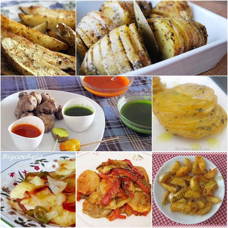 Recetas y a cocinar se ha dicho patatas de guarnici n for Cocinar repollo con patatas