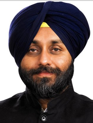 Sukhbir Singh Badal  Former Deputy Chief Minister of Punjab  Young Photo Pics Image Wallpaper