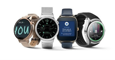 Novedades Android Wear 2.0