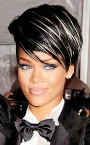 Cute Short Hairstyles for Women Black