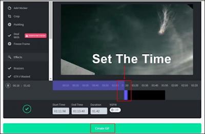 2 Cara Mengubah Video Youtube Menjadi Animasi GIF