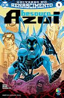 DC Renascimento: Besouro Azul #1