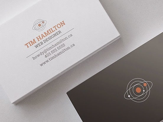Inspirational Business Cards