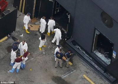 9 Photos of Orlando Gay Nightclub Where 50 Were Killed By Gunman news