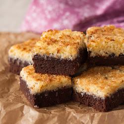 Čokoladni kolač sa kokosom