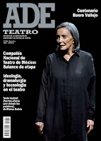 ADE Teatro. Revista de la Asociación de Directores de Escena de España 163, Centenario Buero Vallejo, Salomé Guadalupe Ingelmo