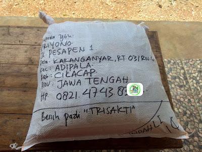 PRIYONO Cilacap, Jateng.   (Sesudah Packing)
