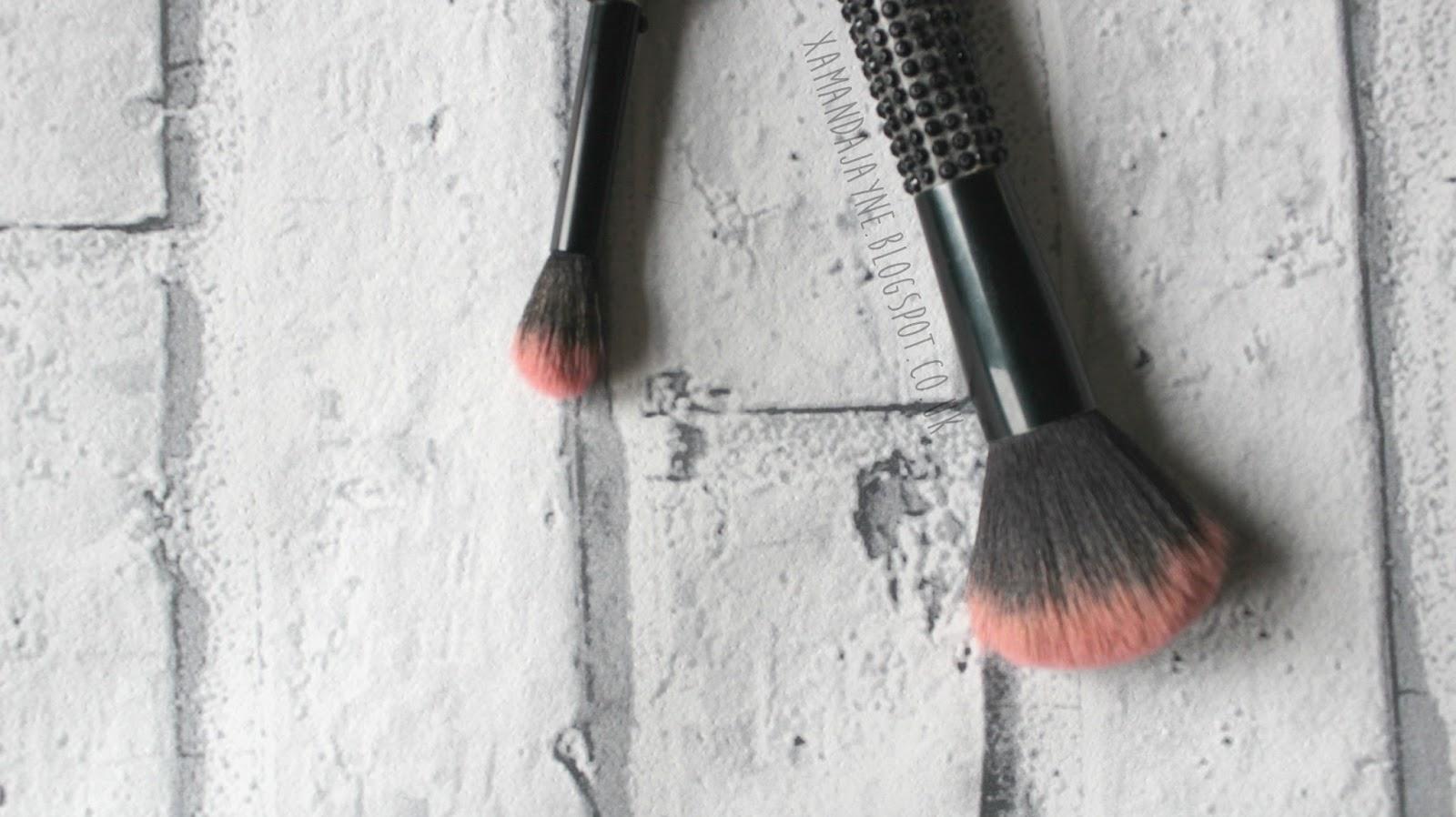 primark brush gift set review