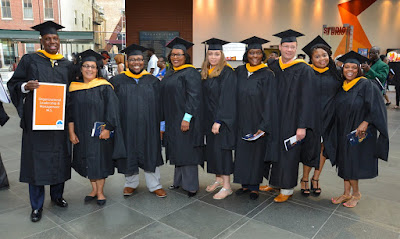 Adult learners and now Peirce College graduates