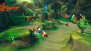 Crash of the Titans PPSSPP ISO Free Download - PPSSPP PSP