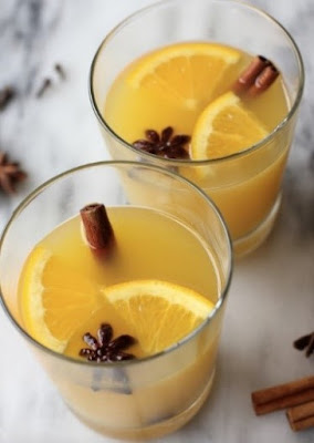 Orange Cinnamon Blossom Cocktail Recipe