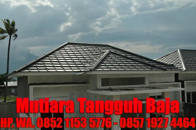 genteng metal minimalis koko roof