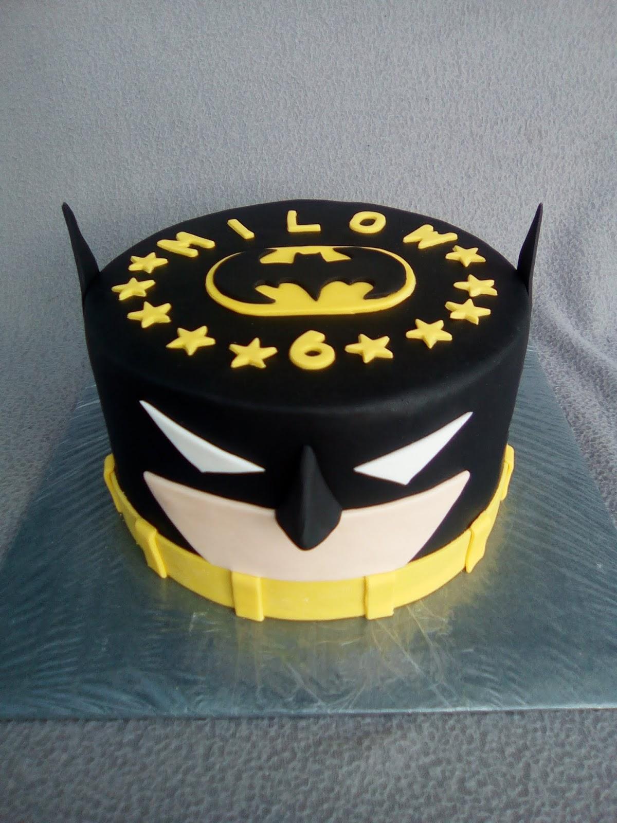 Meine Bunte Tortenwelt Lego Batman Torte