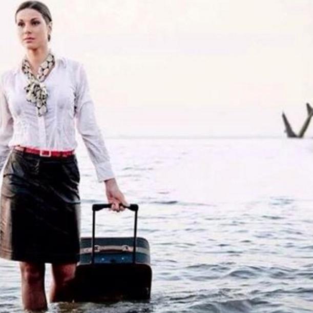 Pramugari Egypt Air Kongsi 'Firasat' Sebelum Ajal Di Facebook