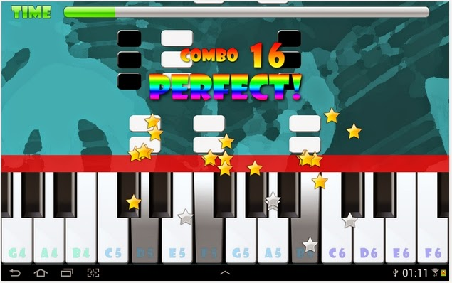 2. Game Piano - PERFECT PIANO