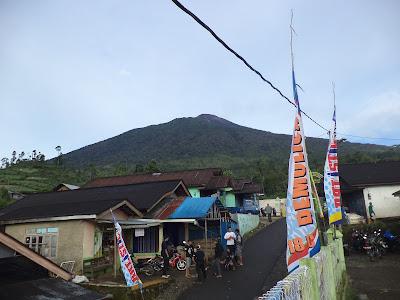 Desa Bambangan Gunung Slamet