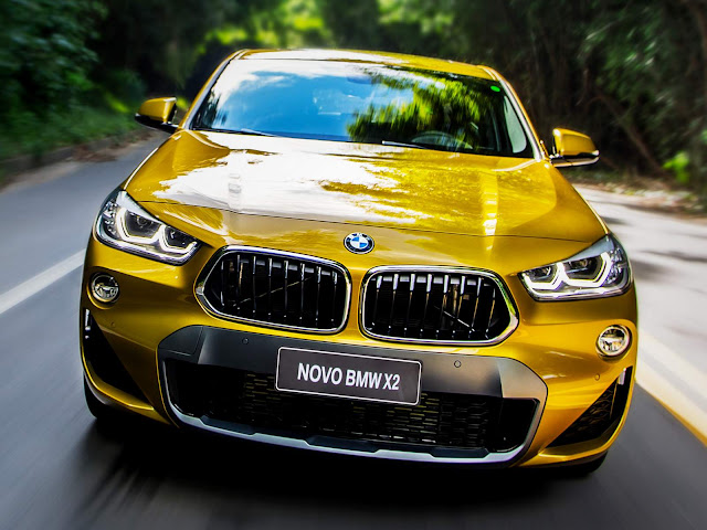 Novo BMW X2 sDrive 18i Flex