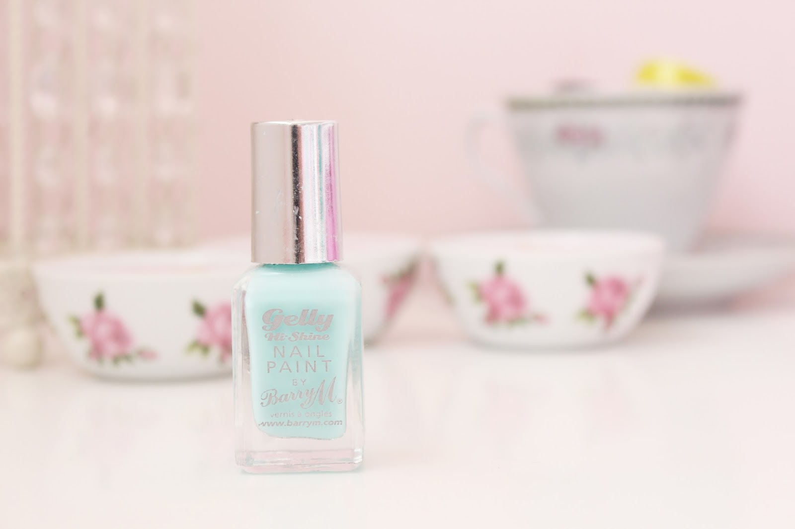 Barry M Gelly Nail Polish in Sugar Apple