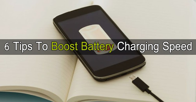 How To Boost And Save Your Smartphone Charging Time