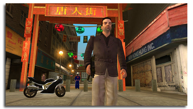Efsane Oyun GTA Liberty City'i Bitirdim!