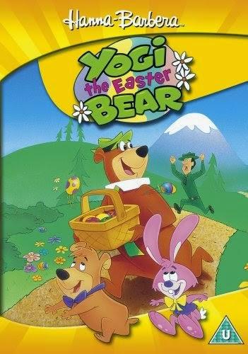 Zé Colmeia O Urso da Páscoa