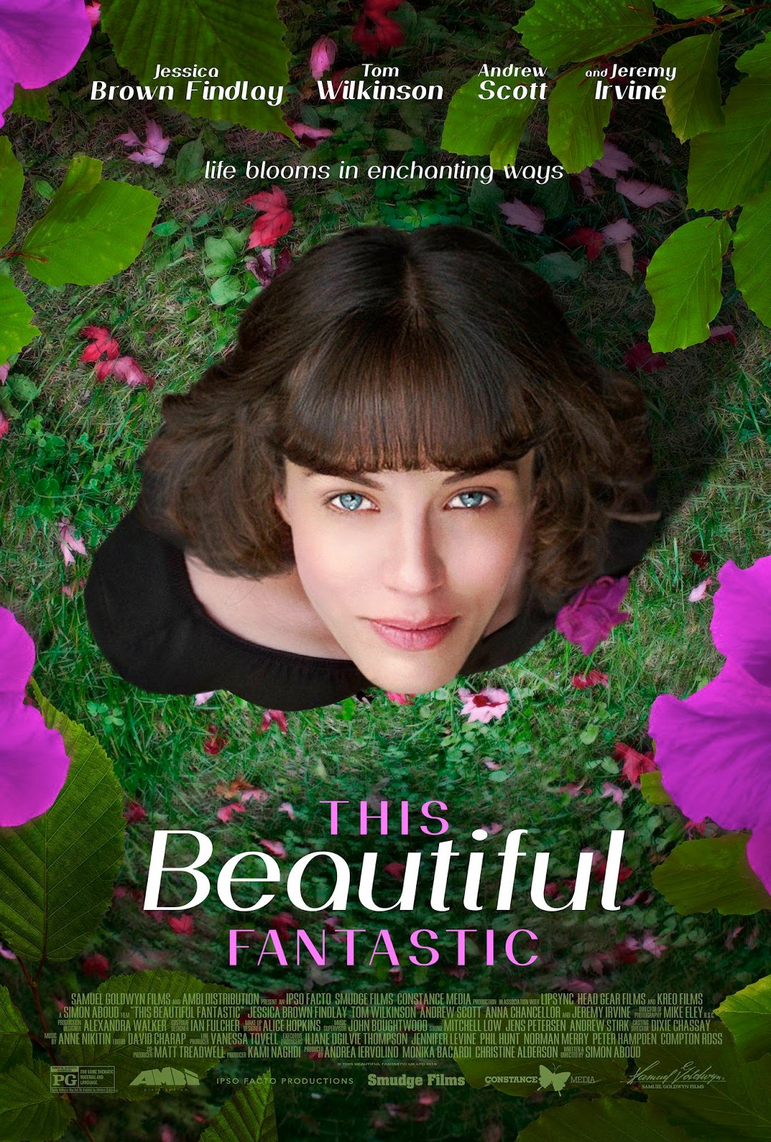 This Beautiful Fantastic (2016)