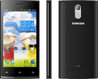 Firmware Evercoss A7F V.01 MT6572