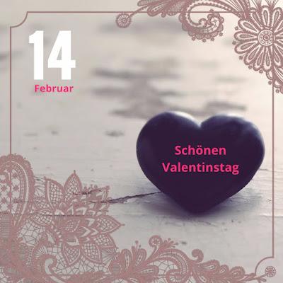 14. Februar Grüße zum Valentinstag