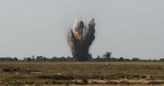 TERUNGKAP! Militer Myanmar Pasang Ranjau Darat di Perbatasan Bangladesh