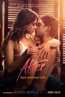 After 2019 DVD R1 NTSC Latino