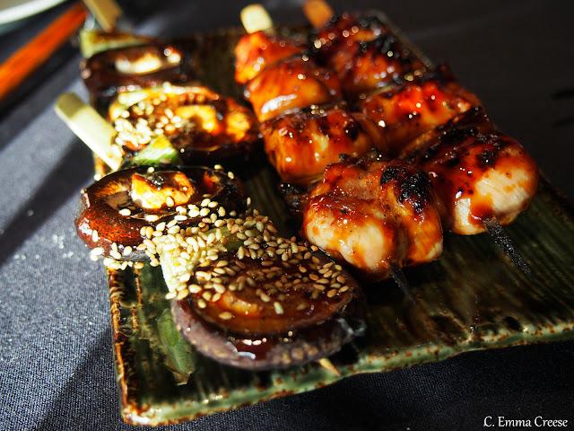 Japanese Cuisine Bottomless Brunch Aqua Kyoto Adventures of a London Kiwi