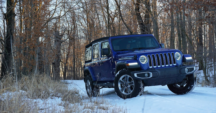 Tested: 2019 Jeep Wrangler