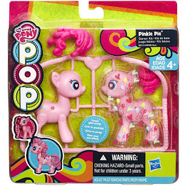 MLP Wave 3 Starter Kit Pinkie Pie Hasbro POP Pony