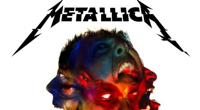 Lirik Lagu Metallica - Halo On Fire