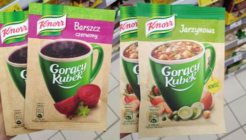 Gorący Kubek, Knorr