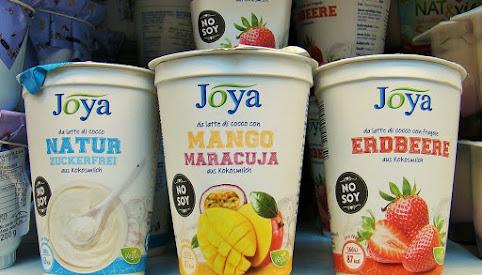 Jogurty kokosowe, Joya