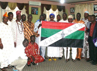 South West Group Declares Oduduwa Republic