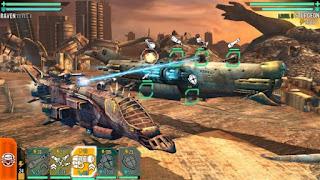 Sandstorm Pirate Wars MOD APK unlocked all item