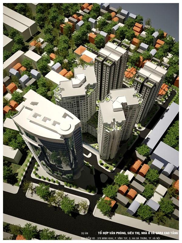 Tiện ích dự án 378 Minh Khai