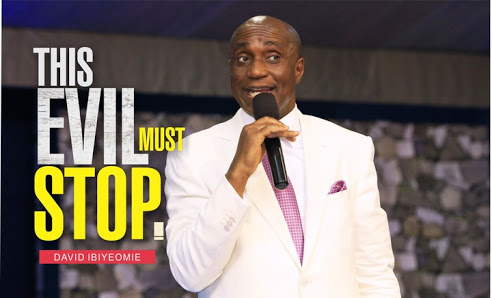 The Blood Of Killed Christians Will Cry Out - Pastor David Ibiyeomie