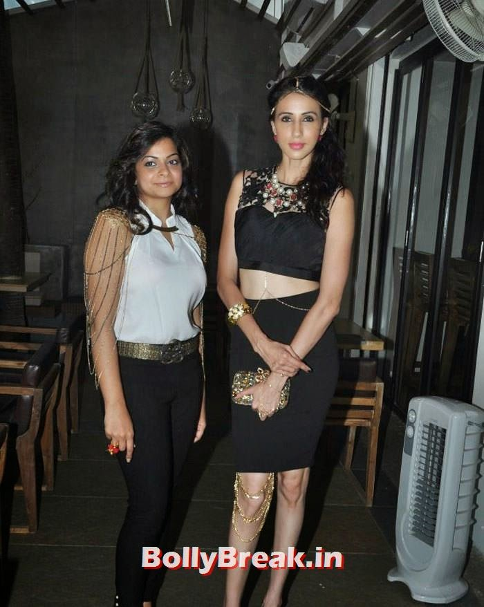 Bansri Mehta, Alesia Raut, Pics from Zeba Kohli's Show 'Project Seven' Preview