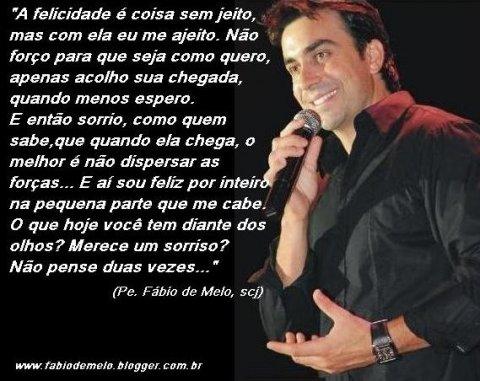 Frases Padre Fabio De Melo Saudade