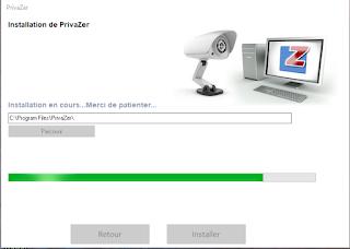 تحميل برنامج تنظيف وتسريع أداء الجهاز PrivaZer v3.0.21 مجانا