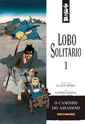 LOBO SOLITÁRIO _1_OARGONAUTA _ COMIC SHOP