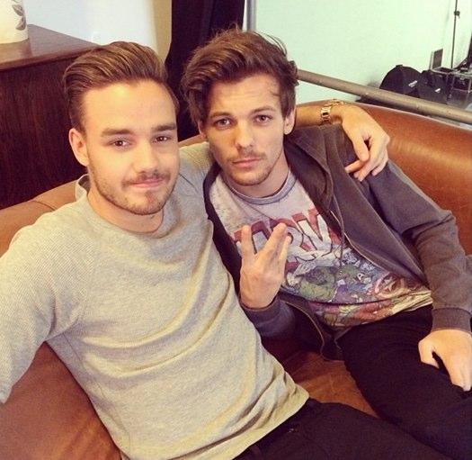 Liam Payne y Louis Tomlinson escriben música juntos, fuera de One Direction