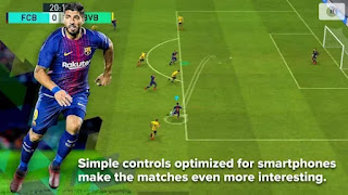 Pes 2018 apk android device