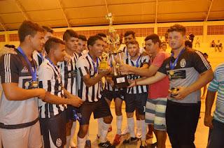 Juventus é o campeão do Campeonato Itapetinense de Futsal 2016